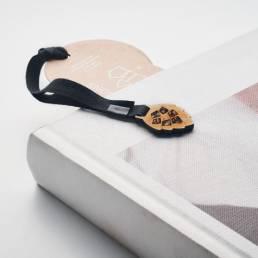 gadget ecologici semi pino segnalibro personalizzabili padova